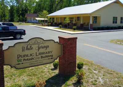 White Springs Library